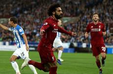Salah gets his scoring mojo back to snap Liverpool's winless run