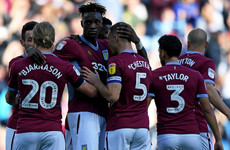 New Villa boss Smith gets off to a winning start, Leeds miss chance to go top