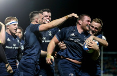 Attacking champions Leinster keen for even better in Toulouse