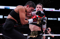 'I expected a lot more': Taylor frustrated by negative Serrano and hopes her sister shows up for a scrap