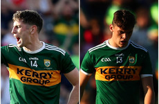 Geaney grabs hat-trick while Clifford is sent-off on contrasting day for Kerry forwards