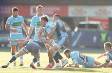 Glasgow a few shades better and claim bonus point win in Cardiff