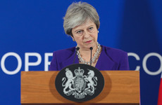 May to tell parliament Brexit negotiations are '95%' settled ... but she can't accept Irish border proposals