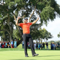 Lowry settles for second as Garcia clinches 15th European Tour title