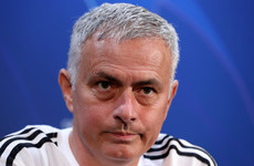 'Nothing to hide': Mourinho confirms Sanchez out of Juventus clash
