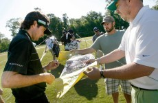 Bubba Watson tired but eager to tee it up in Big Easy