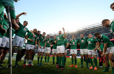 Ireland's Chicago clash against Italy to be shown live on eir Sport