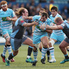 EPCR to apologise to Cardiff and Glasgow over 'ridiculous' kit clash