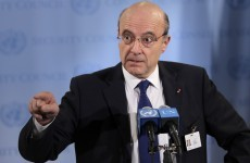 France raises prospects of military intervention in Syria