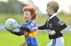 Heartwarming scenes as heroic U7s face off to raise funds for sinkhole-stricken Magheracloone