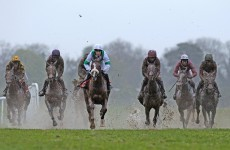 And they're off... Punchestown gets the go-ahead despite inclement weather
