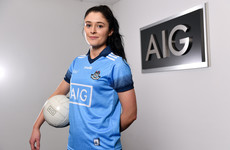 Dublin's midfield maestro dancing around three in-a-row talk as she enjoys life at the top