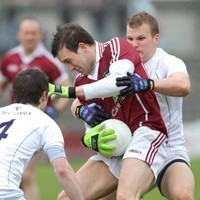 No room for Joyce on Galway's Championship panel