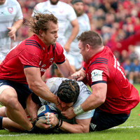 Discipline a hot topic for Munster after 10 penalties in 14 minutes