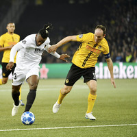 Boost for Man United and Juve as Valencia held by Young Boys