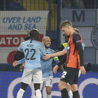 Exquisite David Silva finish helps inspire Man City to comfortable Champions League victory