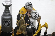 Stanley Cup: Champs Boston dumped out in first round by Washington
