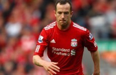 Dalglish rules Charlie Adam out for the rest of the season
