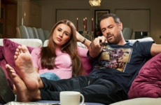 Dani Dyer is buzzing to appear on Celebrity Gogglebox alongside her dad... it's The Dredge