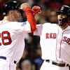 Red Sox top Dodgers in World Series opener