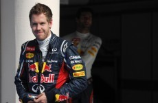 Vettel admits lack of confidence at Red Bull