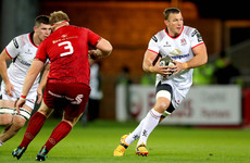 Ulster's Springbok forward Jean Deysel retires with immediate effect