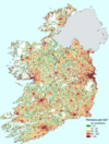 Census 2011 reveals Ireland's fastest-growing towns and counties