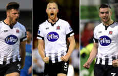 Dundalk trio will battle it out for PFAI Player of the Year