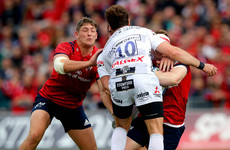 Cipriani hit with three-week ban after Thomond Park red