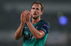 Tottenham's Champions League campaign is 'nearly over'