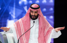 Saudi crown prince denounces 'repulsive' Khashoggi murder, without addressing cover-up accusations