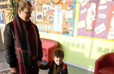 Dublin mother concerned about son's regression as Autism unit closes due to school building defects