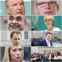 Fine Gael and Fianna Fáil find neutral ground to sit down and chat about extending their deal