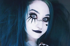 Your MUAs' favourite Halloween lenses are really bad for your eyes