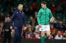 'We all know the standards': Sexton backs Ireland to progress even if Schmidt turns for home