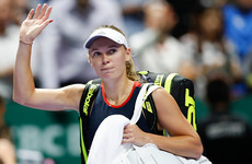 'It's a lifetime thing': Wozniacki reveals rheumatoid arthritis diagnosis