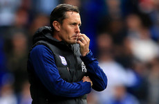 Ipswich sack Mick McCarthy's replacement after just five months