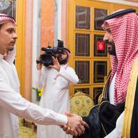 Son of murdered journalist Khashoggi leaves Saudi Arabia