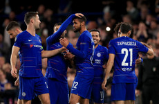 Loftus-Cheek stars with hat-trick as Chelsea coast to Europa League win