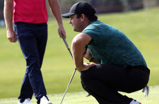 What controversy? Reed runs wild in China as McIlroy slow out of the blocks