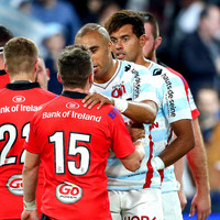 Lowry moves on from Zebo incident ahead of third straight Ulster start