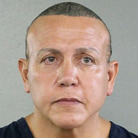 US mail bomb suspect charged with five crimes - faces 48 years in prison if found guilty