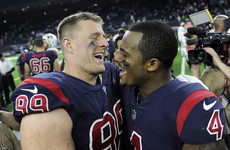 Watson throws for 5 touchdowns as Texans roll over Dolphins