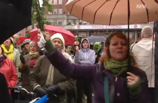 VIDEO: 40,000 people sing Anders Behring Breivik's most-hated song