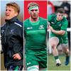 'It's a huge thing for everyone in Sligo seeing them in Connacht jerseys'