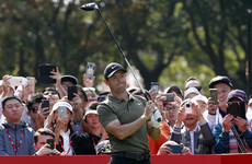 Rory McIlroy is 16 shots off the lead after torrid second round at HSBC Champions