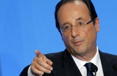 Hollande says he would seek to renegotiate Fiscal Treaty if elected