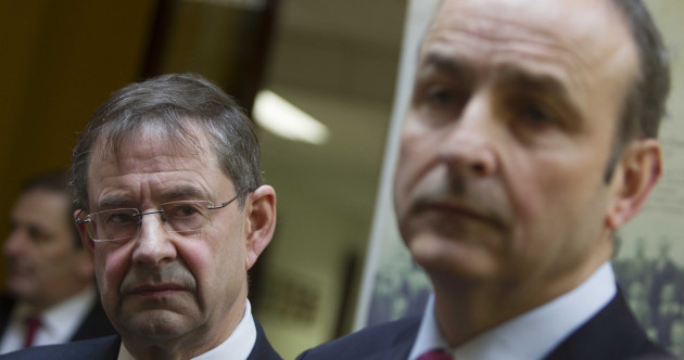 Micheál needed to take action after two politicians went 'rogue' - but is he facing a storm over FF's northern merger?
