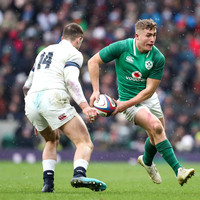 Jordan Larmour nominated for World Rugby award after outstanding year for club and country