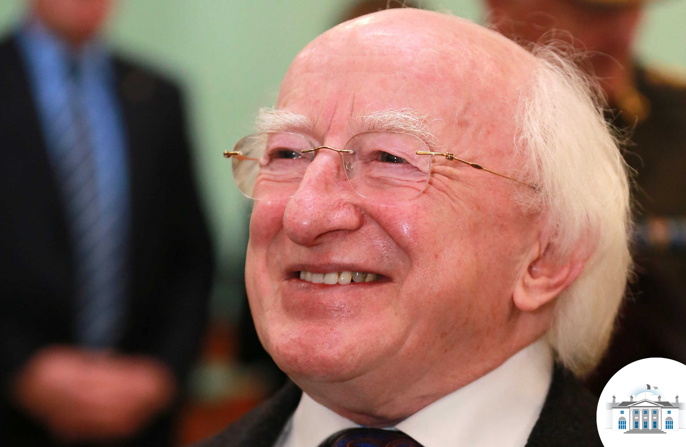 Exit polls predict huge re-election for Higgins with Casey